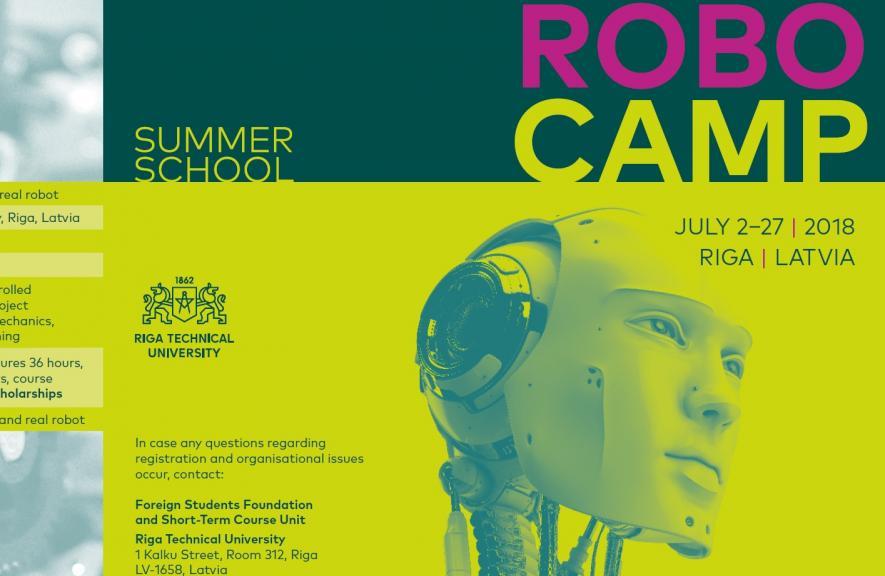 RTU Robo Camp 2018