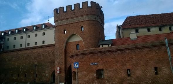 Торунь вважається одним з найстаріших міст Польщі