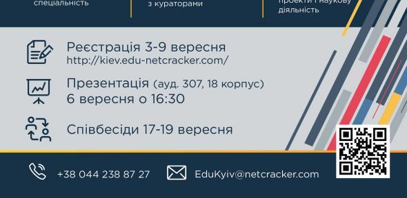 NetCracker. Курси Java 2018
